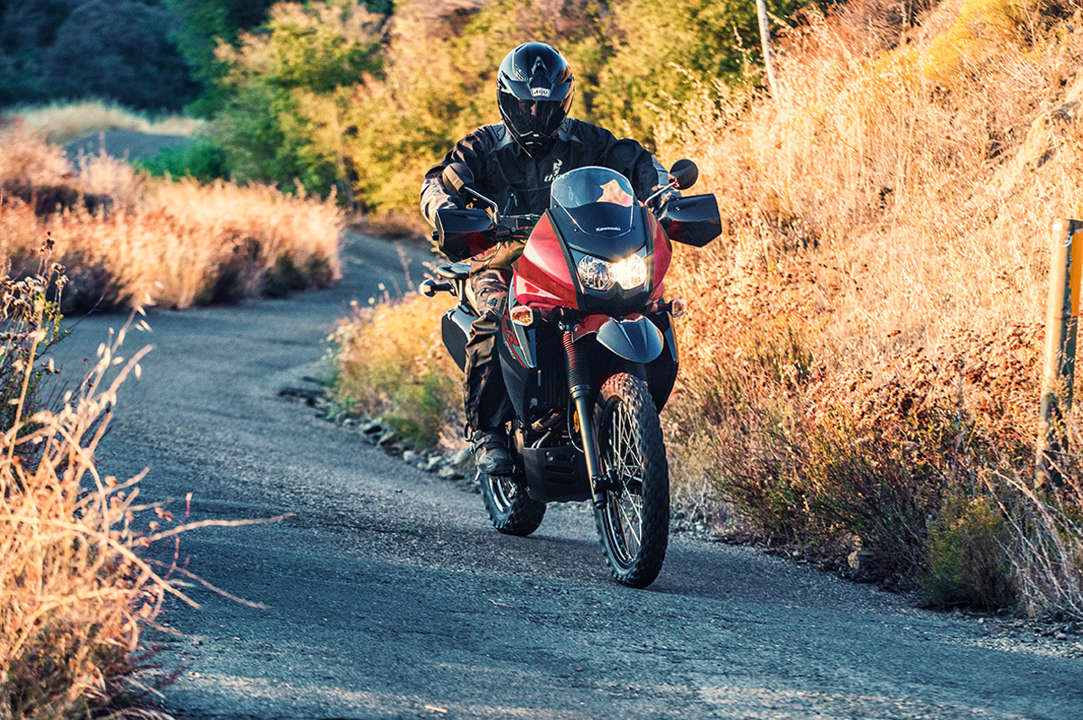 2017 Kawasaki KLR650 in Yuba City, California