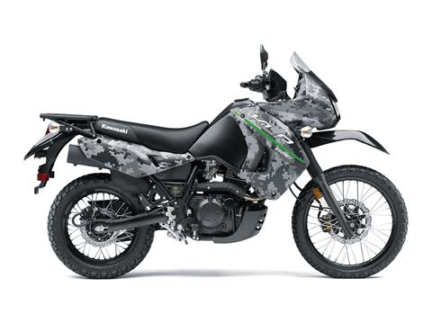 2017 Kawasaki KLR650 in Waterbury, Connecticut