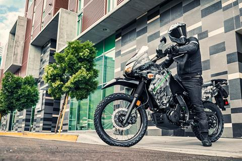 2017 Kawasaki KLR650 in Sacramento, California