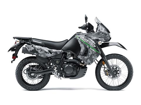 2017 Kawasaki KLR650 in North Mankato, Minnesota