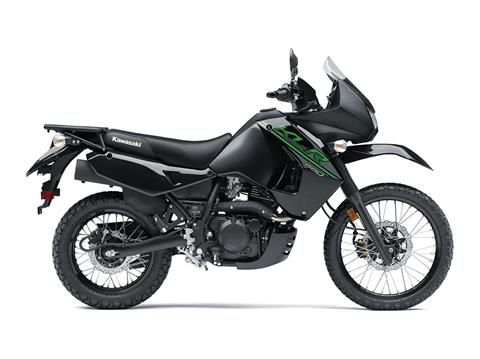 2017 Kawasaki KLR650 in Howell, Michigan
