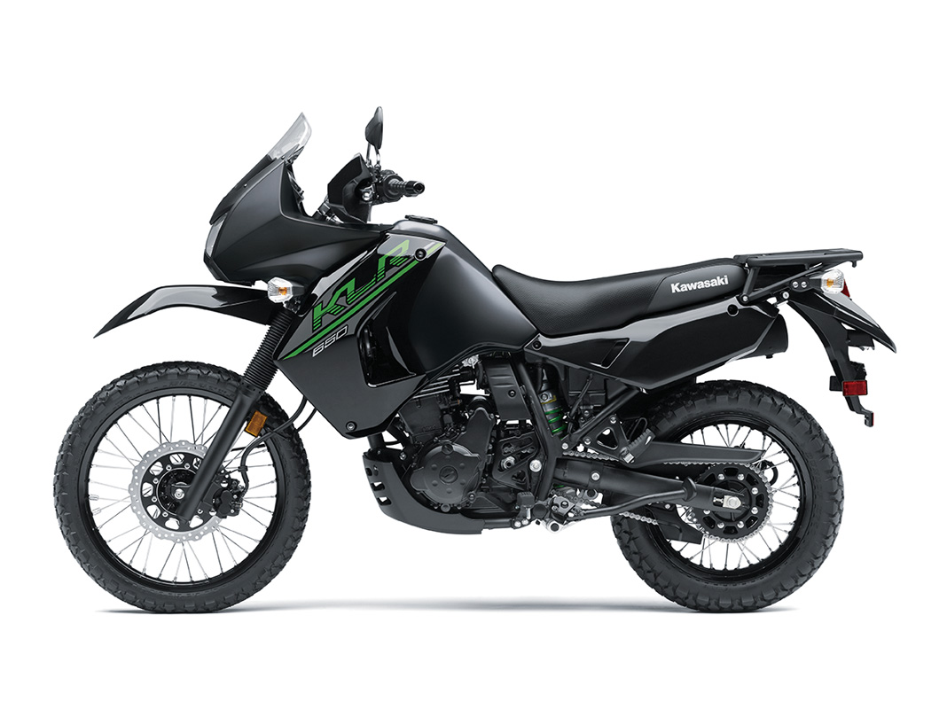 2017 Kawasaki KLR650 in Garden City, Kansas