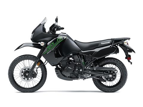 2017 Kawasaki KLR650 in Dimondale, Michigan