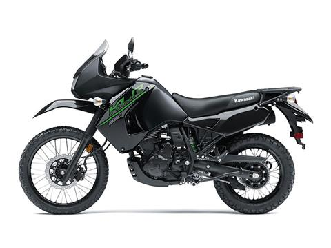2017 Kawasaki KLR650 in Johnson City, Tennessee