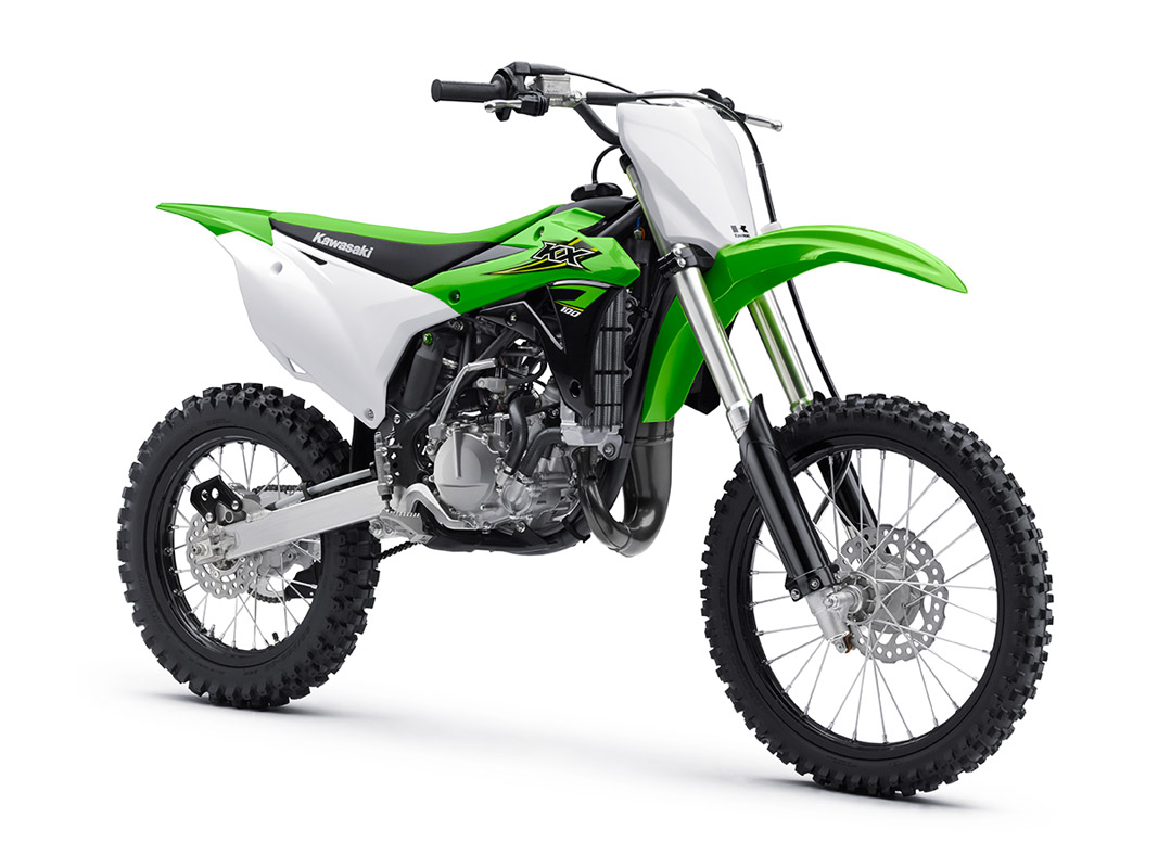 2017 Kawasaki KX100 in Greenville, North Carolina