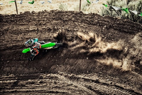 2017 Kawasaki KX100 in Unionville, Virginia