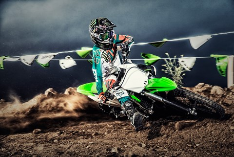 2017 Kawasaki KX100 in Murrieta, California