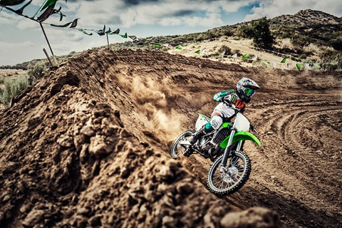 2017 Kawasaki KX100 in Clearwater, Florida