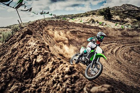 2017 Kawasaki KX100 in Waterbury, Connecticut
