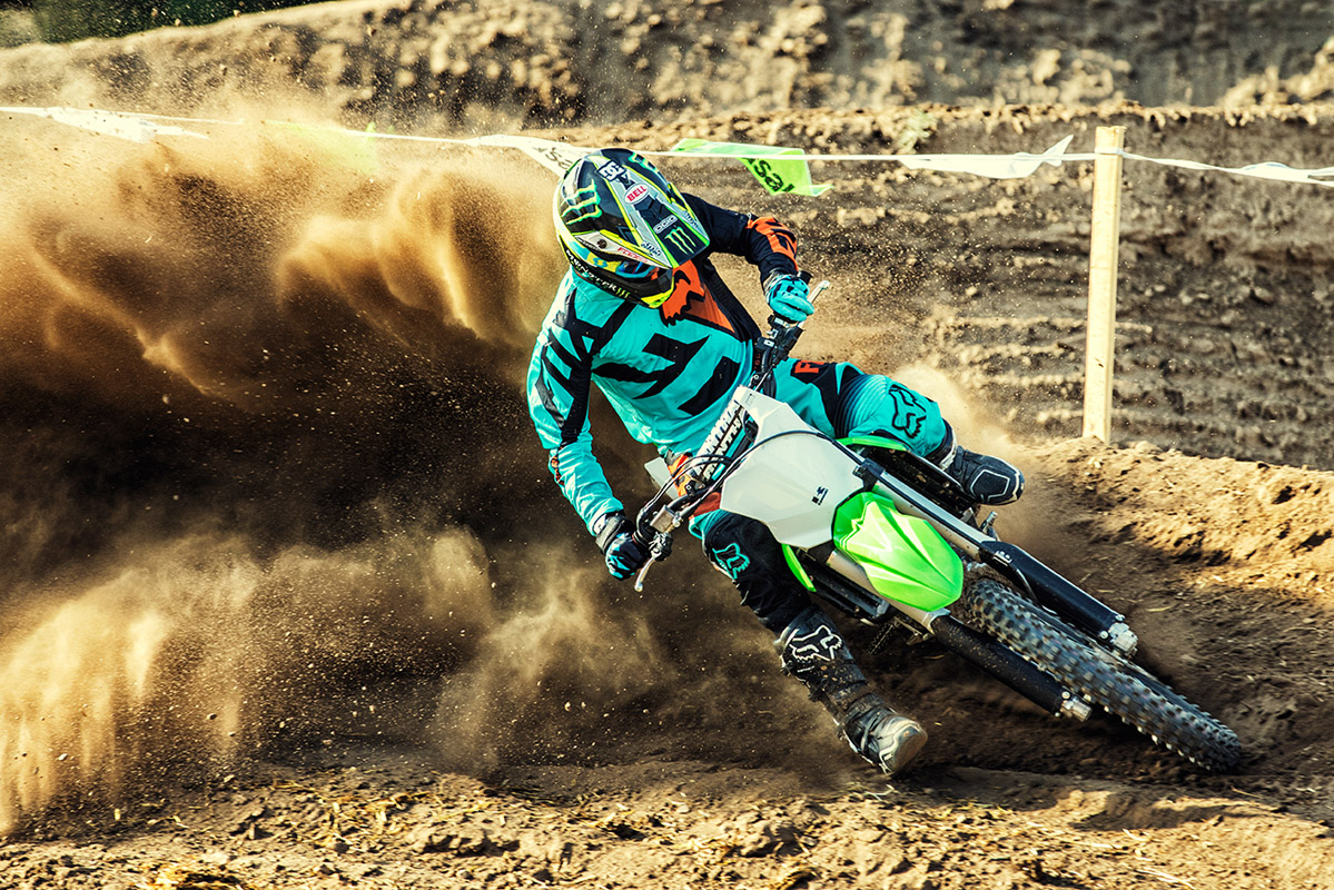 2017 Kawasaki KX250F in Hicksville, New York
