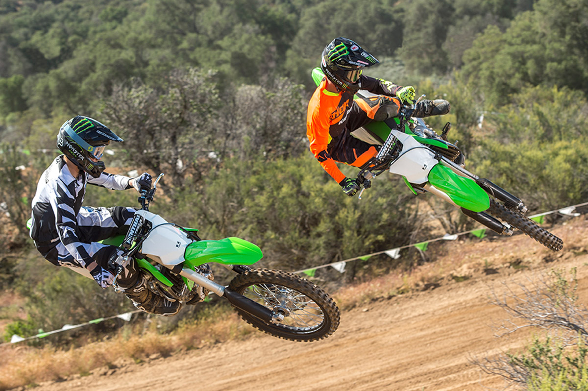 2017 Kawasaki KX250F in Las Cruces, New Mexico