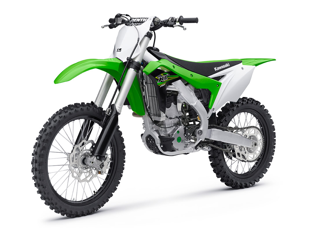 2017 Kawasaki KX250F in Weirton, West Virginia