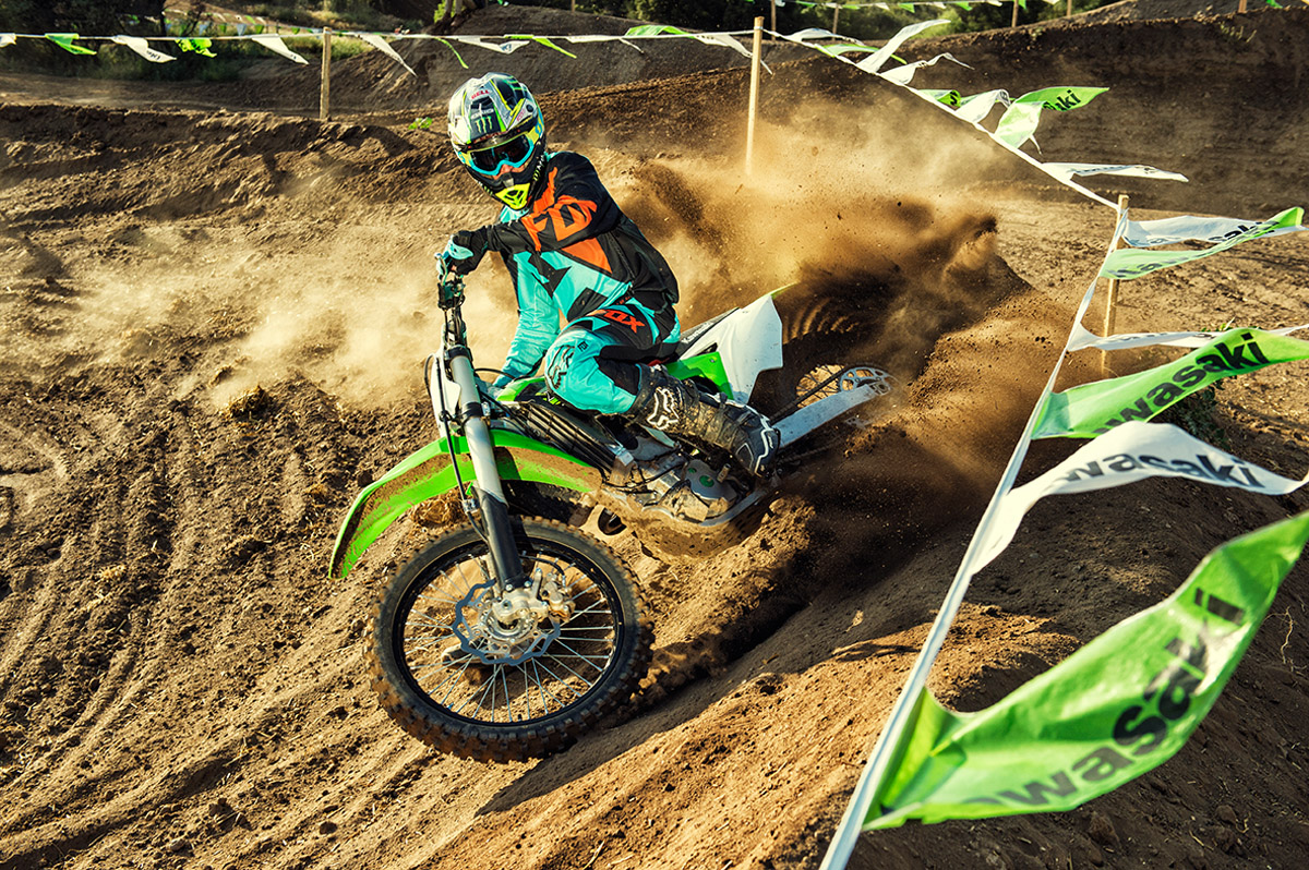 2017 Kawasaki KX250F in Cookeville, Tennessee