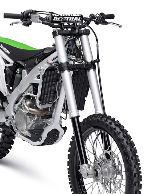 2017 Kawasaki KX250F in Northampton, Massachusetts