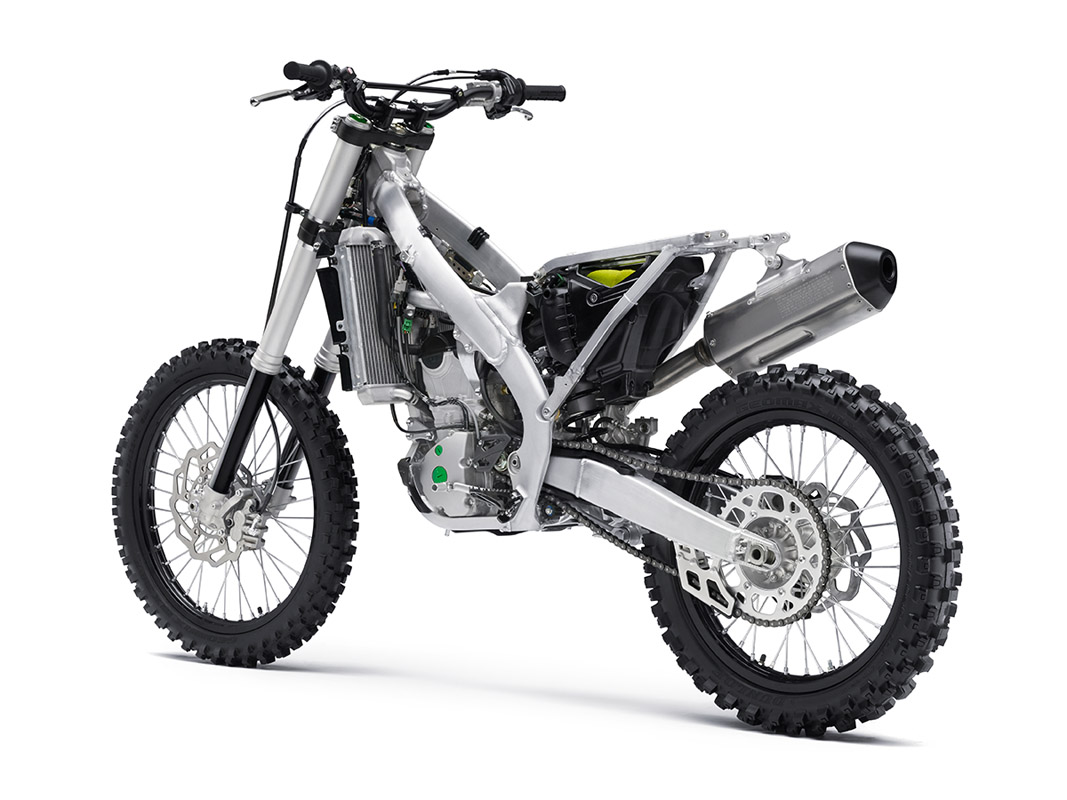 2017 Kawasaki KX250F in Jamestown, New York