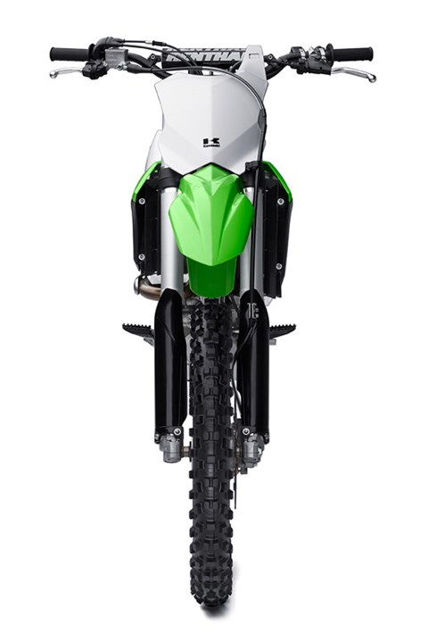2017 Kawasaki KX250F in Danville, West Virginia