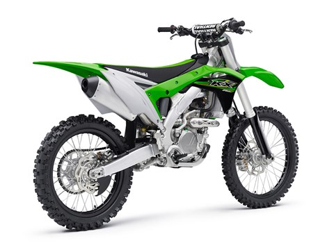 2017 Kawasaki KX250F in Norfolk, Virginia