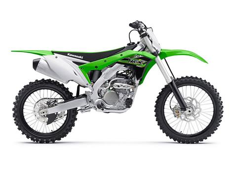 2017 Kawasaki KX250F in Walton, New York