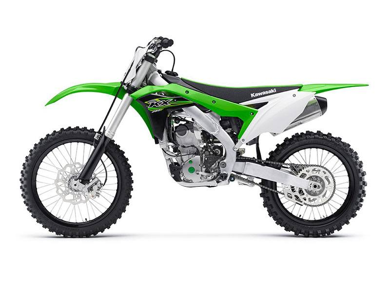 2017 Kawasaki KX250F in Canton, Ohio