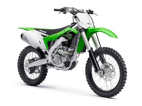 2017 Kawasaki KX250F in Marietta, Ohio - Photo 3