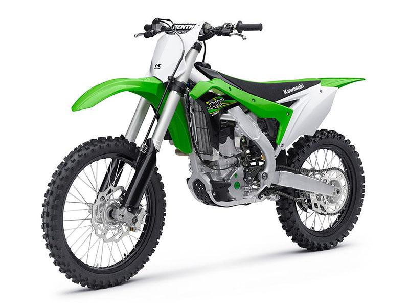 2017 Kawasaki KX250F in Marietta, Ohio - Photo 4
