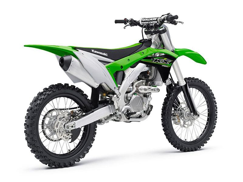 2017 Kawasaki KX250F in Oak Creek, Wisconsin - Photo 10