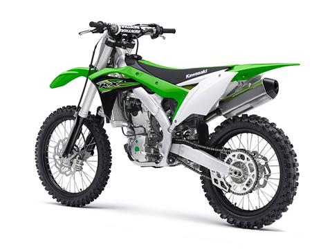 2017 Kawasaki KX250F in Waterbury, Connecticut