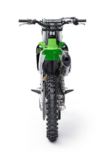2017 Kawasaki KX250F in Kittanning, Pennsylvania