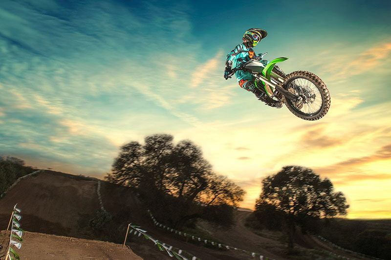 2017 Kawasaki KX250F in Walton, New York - Photo 21