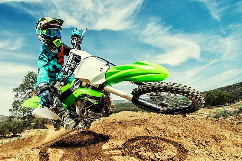2017 Kawasaki KX250F in Winterset, Iowa