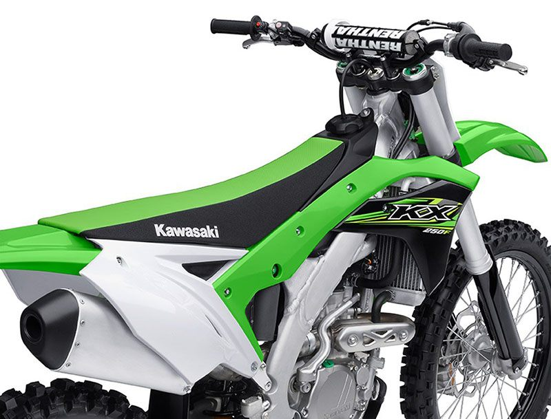2017 Kawasaki KX250F in Costa Mesa, California
