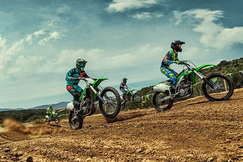2017 Kawasaki KX250F in Marietta, Ohio - Photo 36