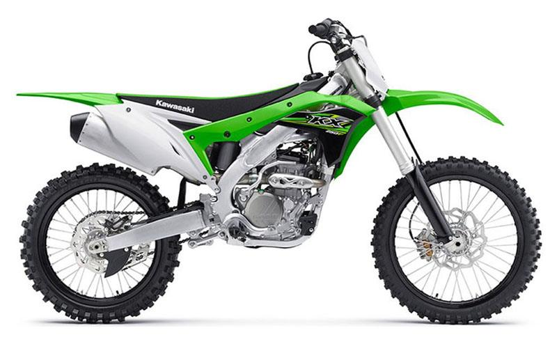 2017 Kawasaki KX250F in Marietta, Ohio - Photo 1