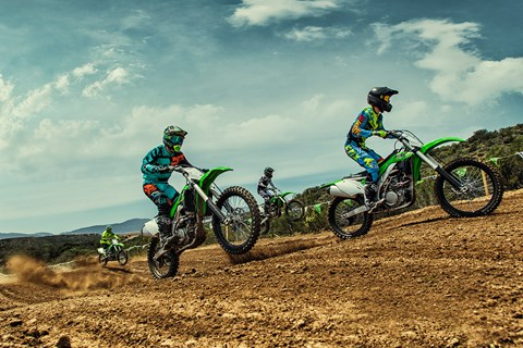 2017 Kawasaki KX450F in Fort Pierce, Florida