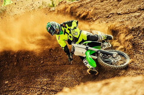 2017 Kawasaki KX450F in South Hutchinson, Kansas