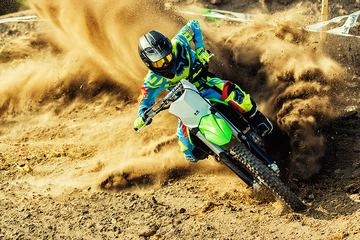 2017 Kawasaki KX450F in Queens Village, New York