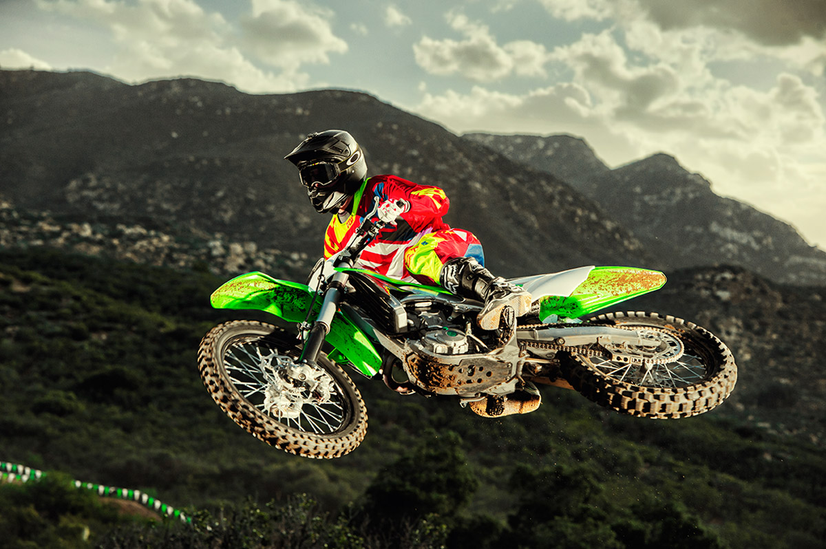 2017 Kawasaki KX450F in Colorado Springs, Colorado