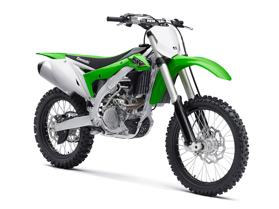 2017 Kawasaki KX450F in Highland Springs, Virginia