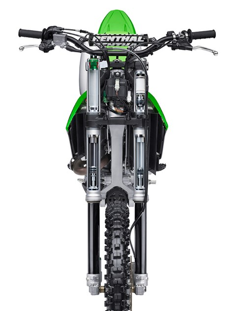 2017 Kawasaki KX450F in Jamestown, New York