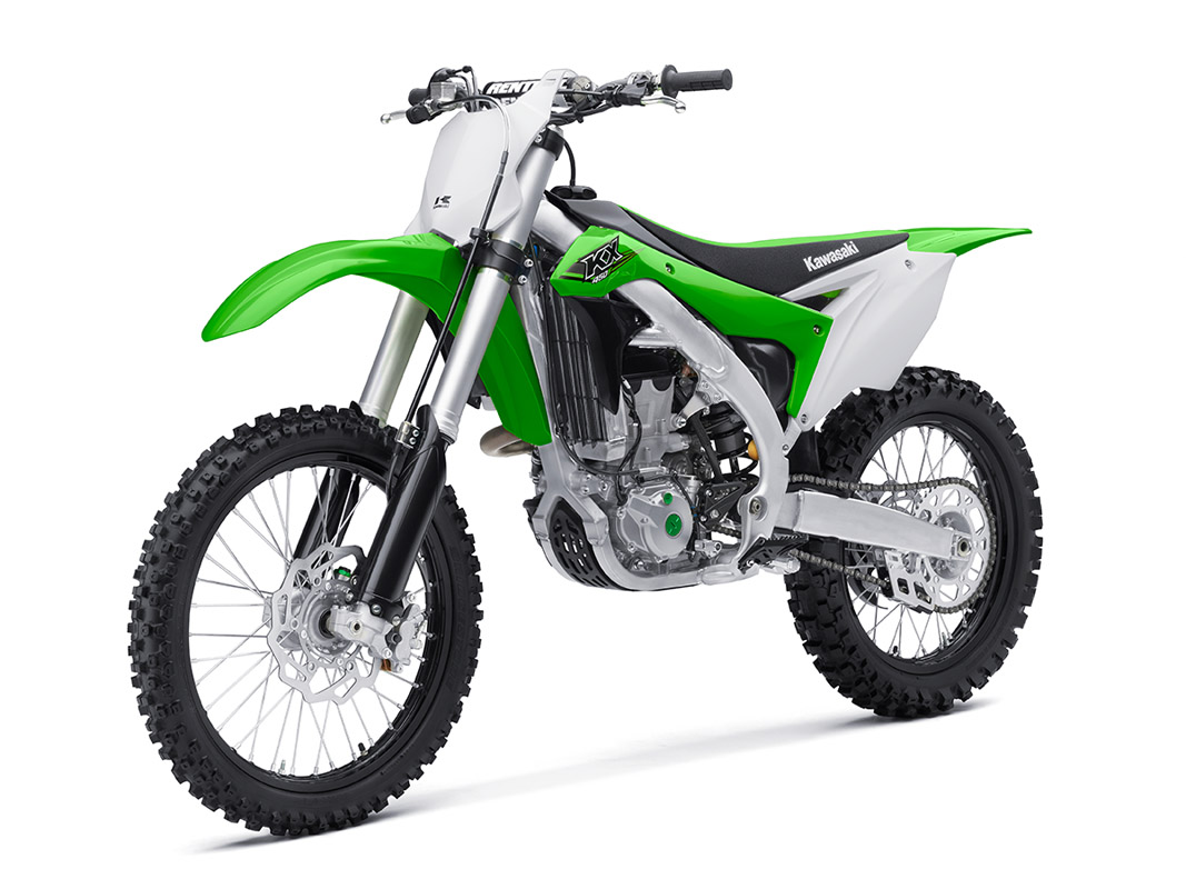 2017 Kawasaki KX450F in Clearwater, Florida
