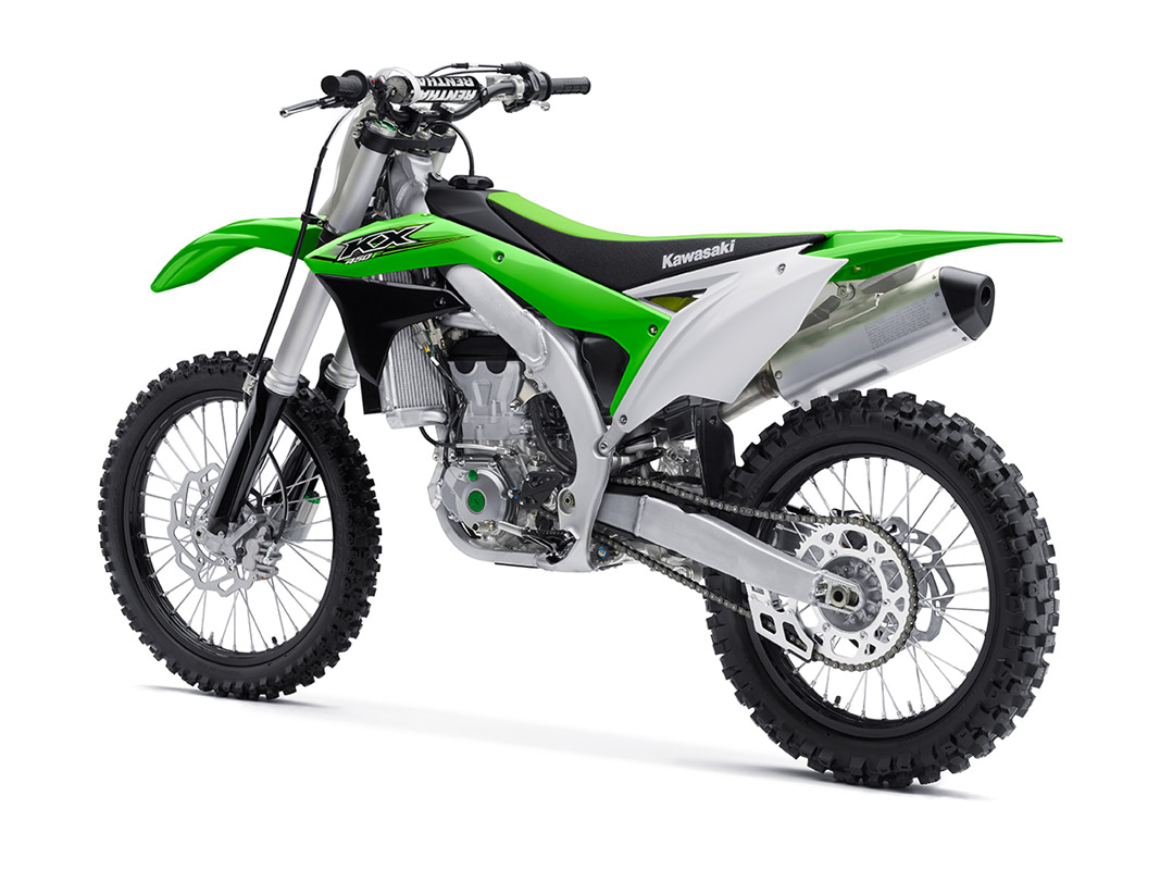 2017 Kawasaki KX450F in South Paris, Maine