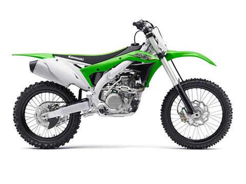 2017 Kawasaki KX450F in Canton, Ohio