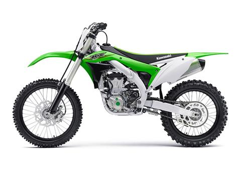 2017 Kawasaki KX450F in Yankton, South Dakota