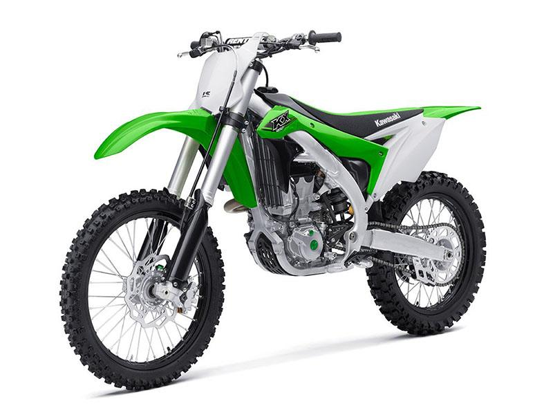 2017 Kawasaki KX450F in Huron, Ohio