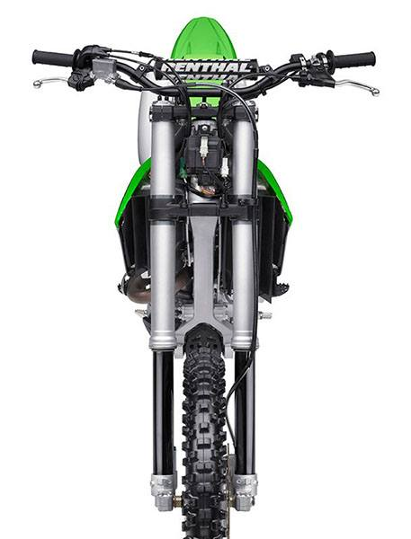 2017 Kawasaki KX450F in Northampton, Massachusetts