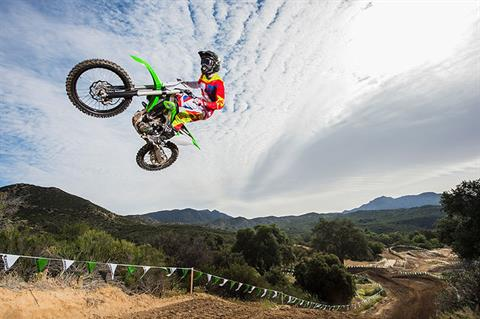 2017 Kawasaki KX450F in Simi Valley, California - Photo 24
