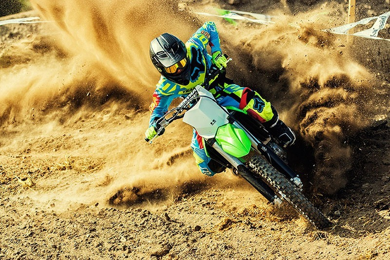 2017 Kawasaki KX450F in White Plains, New York