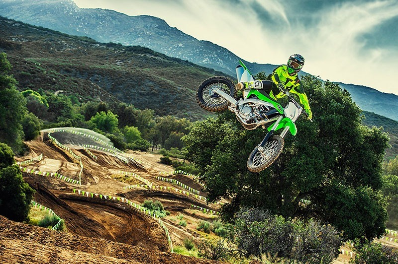 2017 Kawasaki KX450F in Greenville, North Carolina