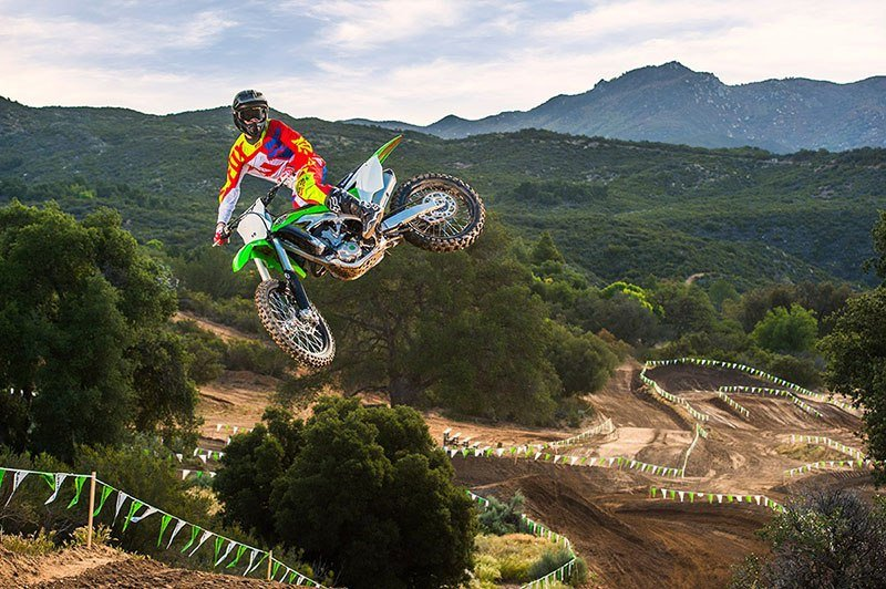 2017 Kawasaki KX450F in Simi Valley, California - Photo 32