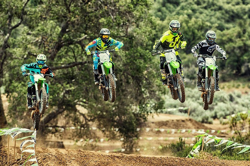 2017 Kawasaki KX450F in Simi Valley, California - Photo 36
